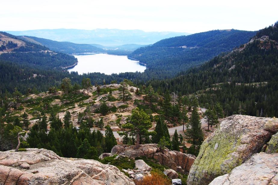 Nähe Lake Tahoe
